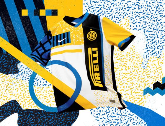 FIFA 21: Esta semana llega la camiseta más fea de la historia; lo sentimos, fans del Inter de Milán