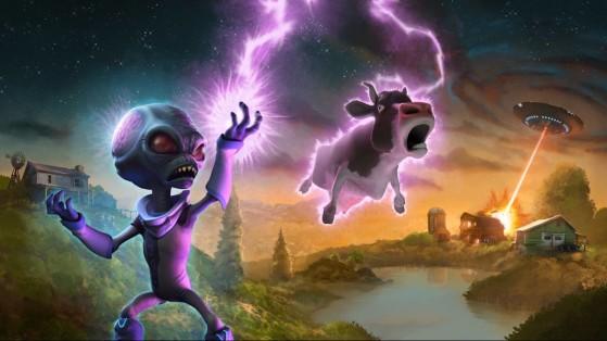 Destroy All Humans! invadirá el planeta Nintendo Switch el próximo 29 de junio
