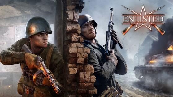 Enlisted, el FPS de la Segunda Guerra Mundial más realista ya tiene beta abierta gratuita