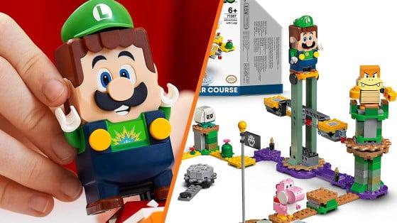 El Luigi de LEGO Super Mario ya tiene tráiler y cuenta hasta con sonido