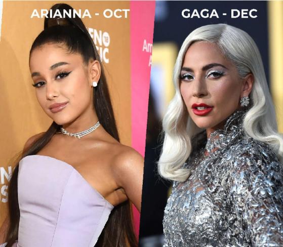 Ariana Grande y Lady Gaga - Fortnite : Battle royale