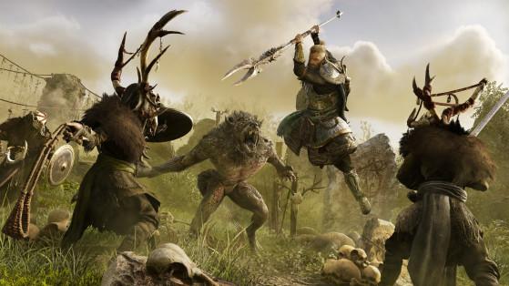 Análisis de Assassin's Creed Valhalla: La ira de los Druidas - Eivor deja huella en Irlanda