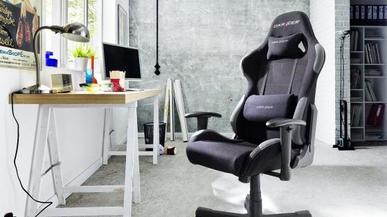 Olvidate de cualquier otra: esta silla gaming DxRacer 5 es la que necesitas en tu habitación