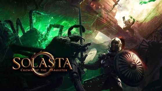 Análisis de Solasta: Crown of the Magister para PC - Rol casi de papel y lápiz