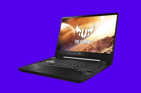 Este portátil gaming TUF con Ryzen está en oferta: puedes hacerte con él por menos de 1.000 euros