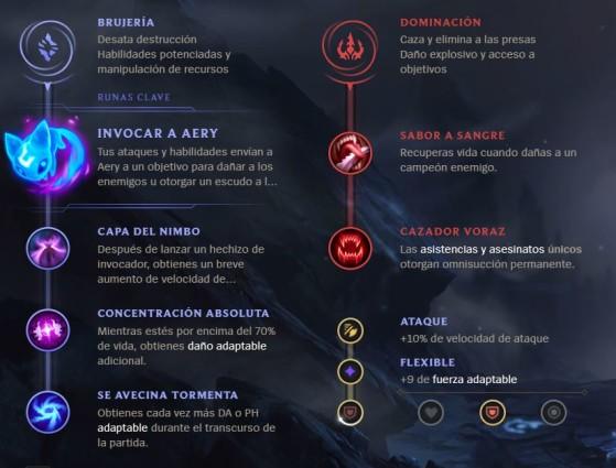 Brujería + Dominación - League of Legends