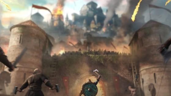 AC Valhalla: Se filtran detalles del Asedio de París, el nuevo DLC. Sinopsis y fecha de lanzamiento