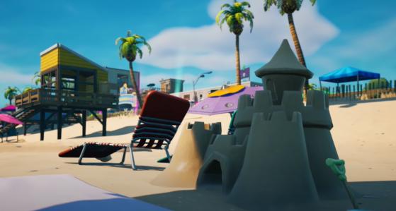 Fortnite Temporada 7: Así es el nuevo mapa en su versión 17.00: ¡Está irreconocible!