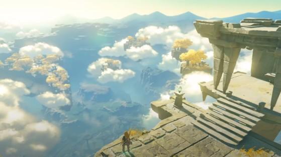 Zelda: Breath of the Wild 2 no es el título de la secuela, pero Nintendo está jugando al escondite