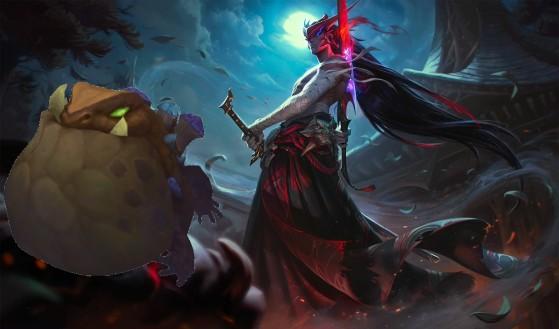 LoL: La lucha a muerte entre un Yone y el Gromp que nos da entre risa y pena