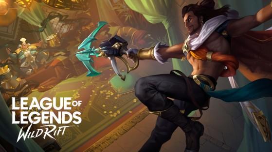 Wild Rift: Akshan llegará a la versión para móviles y ya tiene fecha de estreno