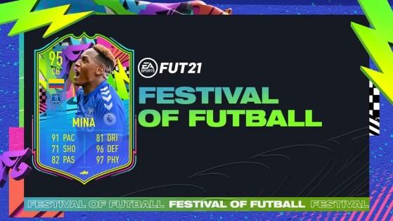 FIFA 21: Cómo conseguir fácil a Mina de nación FOF en FUT, DFC con 95 ¿Merece la pena?