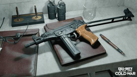 Warzone Cold War: Cómo desbloquear la OTS 9, el nuevo subfusil de la temporada 4 Reloaded
