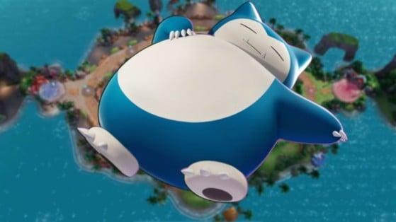 Pokémon Unite: Guía de Snorlax. Build con los mejores objetos, ataques y consejos