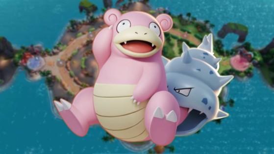 Pokémon Unite: Guía de Slowbro. Mejores objetos, ataques y consejos
