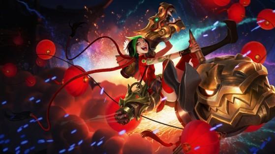 El cohete de Jinx podría haber sido muy diferente - League of Legends