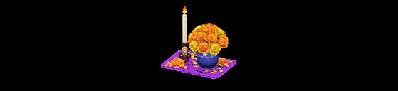 Ramo de caléndulas - Animal Crossing: New Horizons