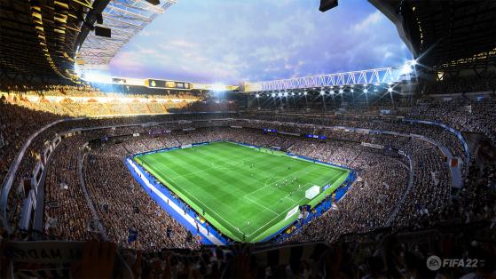 FIFA 22: Todos los nuevos equipos, ligas y estadios del juego de fútbol de EA Sports