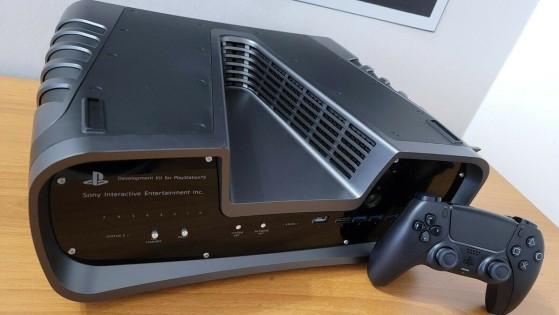 Ponen a la venta dos devkit de PS5 y desaparecen tras superar pujas de casi 3.000 euros