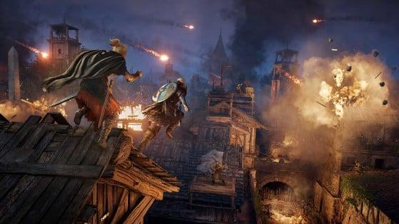 Assassin's Creed Valhalla: El Asedio de París - ¿Cómo empezar a jugar el DLC y qué requisitos pide?