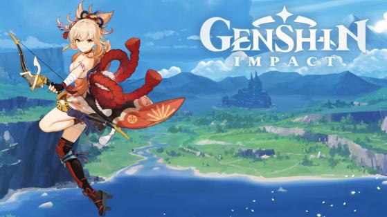Genshin Impact: Guía de Yoimiya- Armas, build y consejos para el nuevo personaje