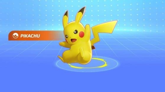 Pikachu pode estar disponível desde o início - Pokémon Unite