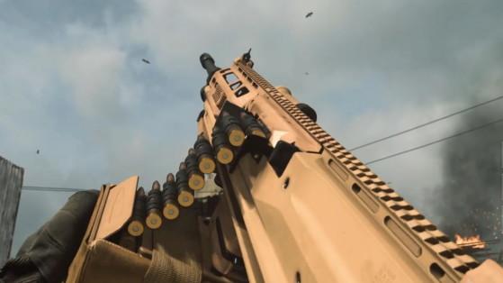 Warzone: Cómo desbloquear la RAAL, la última ametralladora de Modern Warfare para destrozar