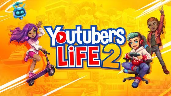 Rubius, Willyrex y Vegetta serán personajes de Youtuber's Life 2 para ayudar a ser el mejor youtuber
