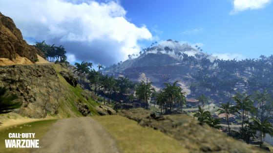 Warzone: Así es el nuevo mapa del Pacífico que llegará con Call of Duty Vanguard. ¡Una nueva era!