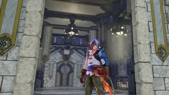 Los personajes destacan sobre el entorno, pero los gráficos no se quedan atrás - Tales of Arise