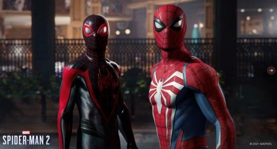 Spider-Man 2 nos traerá a los dos hombre araña, aunque esperaremos hasta 2023