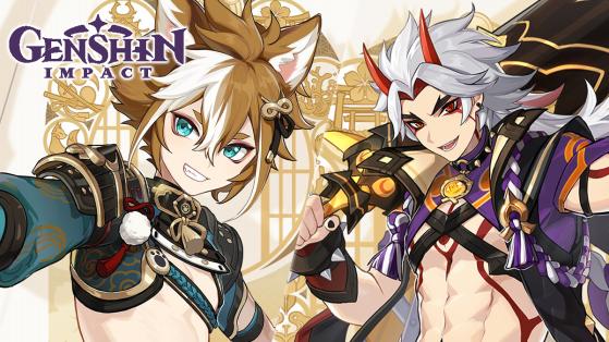 Genshin Impact: Arataki Itto es el nuevo personaje de 5 estrellas y te contamos todo sobre él