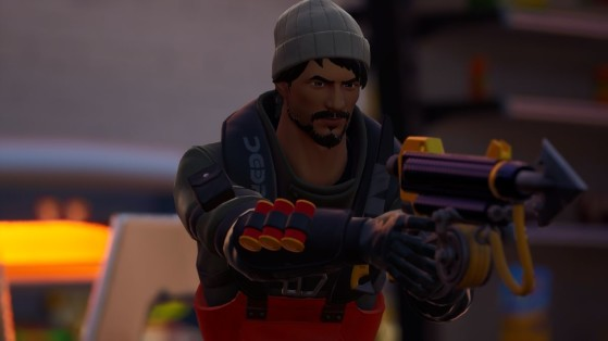 Fortnite: Pistola de Arpón, nueva arma