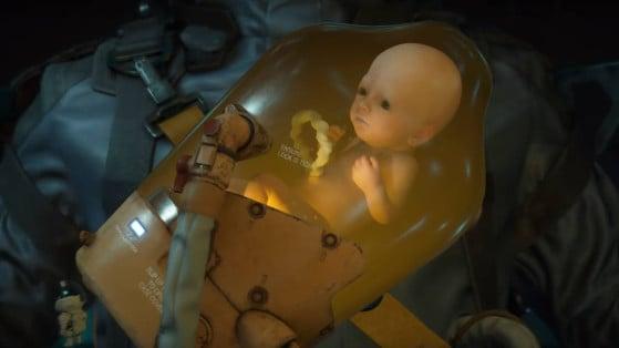 Death Stranding: BB Pod, Baby Bridges, todo lo que necesitas saber