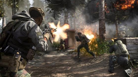 Call of Duty Modern Warfare: Extensión del parche 1.09, PS4, Xbox One y PC