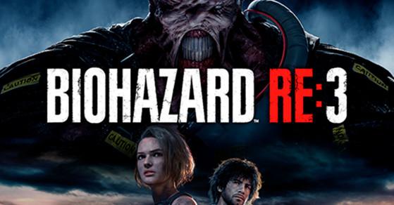 Resident Evil 3 Remake confirmado con la filtración de su portada en PlayStation Network