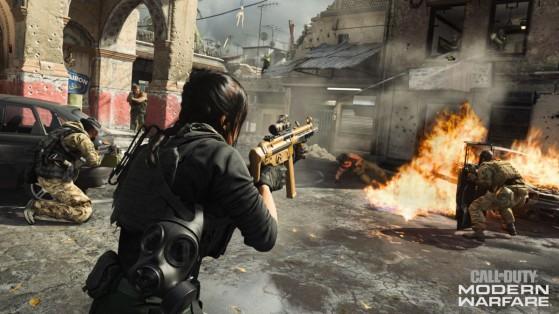 Call of Duty Modern Warfare: Filtrado el posible mapa de su Battle Royale
