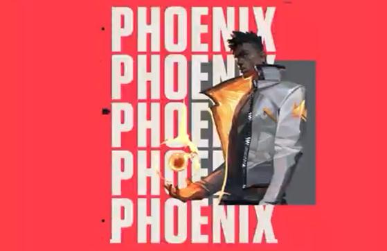 Valorant: Phoenix, el agente de fuego del FPS de Riot Games