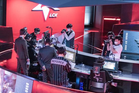 LoL: la LCK espera volver en marzo de forma online