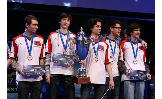 Moscow Five reinó en la Intel Extreme Masters - League of Legends