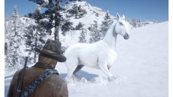 Red Dead Redemption 2: Guía para domar al mejor caballo