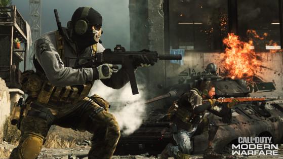 Call of Duty Modern Warfare y Warzone - Notas del parche 1.19, actualización del 8 de abril