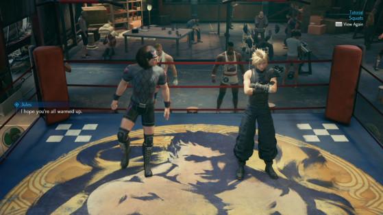 Final Fantasy VII Remake: Consejos para ganar el trofeo de las Sentadillas