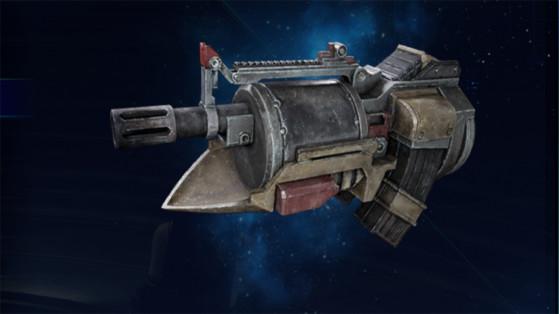 Final Fantasy 7 Remake: Arma de asalto, núcleos y mejoras