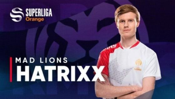 LoL: MAD Lions dice adiós a Hatrixx, que se une a BT Excel y podría llegar a LEC