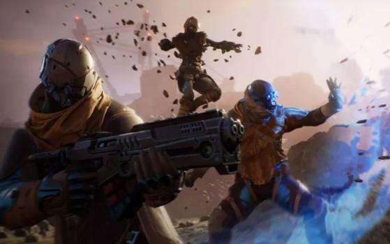 Outriders, el shooter de  People Can Fly para PS5 y Xbox Series X, se luce en un nuevo gameplay