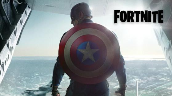 Fortnite: Skin del Capitán América, fecha de lanzamiento e información