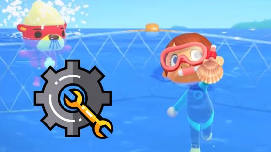 Animal Crossing New Horizons: Notas del parche de la actualización 1.3.1