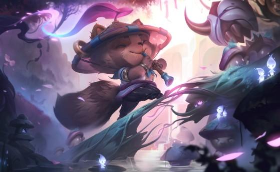 LoL: Spirit Blossom ha hecho que los campeones con skin del evento sean más jugados