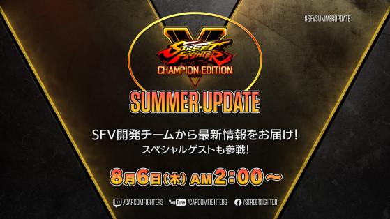 Street Fighter Champion Edition: la actualización de verano llegará pronto